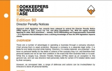 Edition 90 - Director Penalty Notices