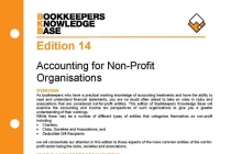 Edition 14 - Accounting for Non-Profit Organisations